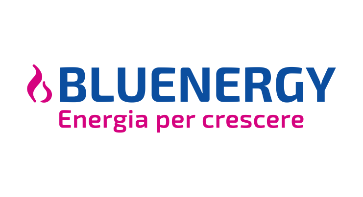 Logo Bluenergy Group SpA
