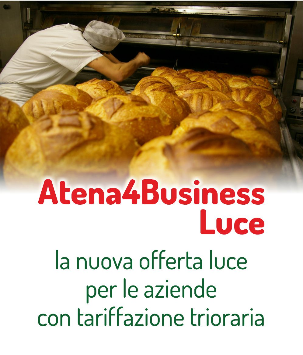 Offerta Atena4Business Luce