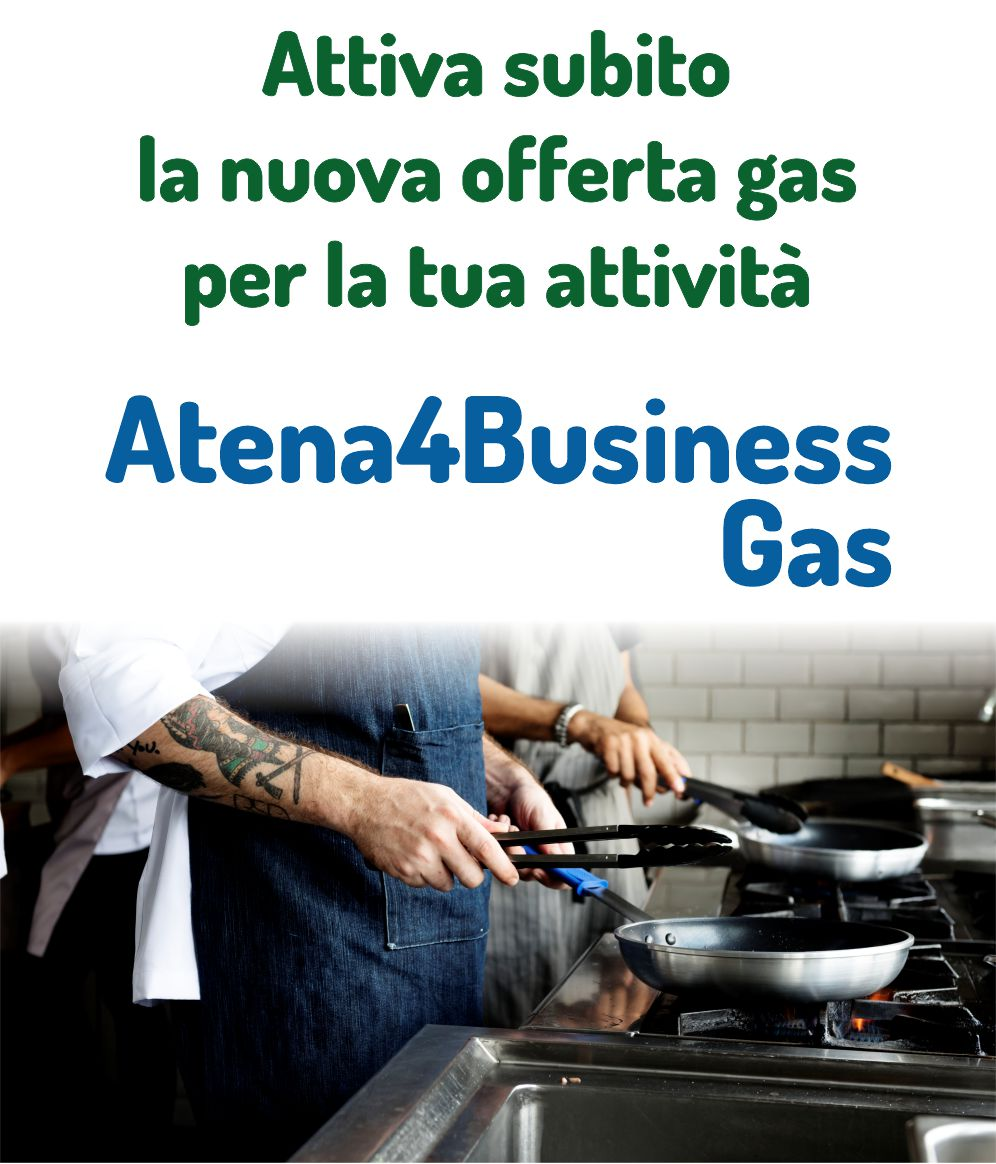 Offerta Atena4Business Gas