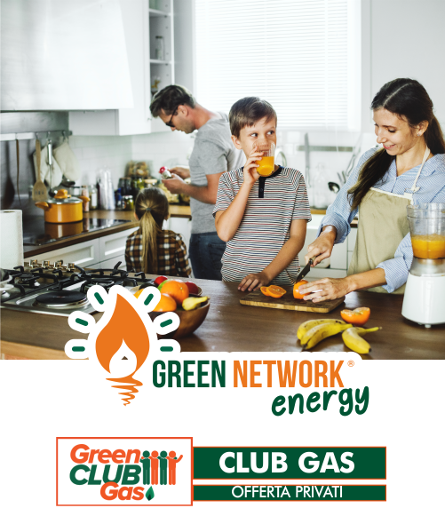 Offerta Green Club Gas