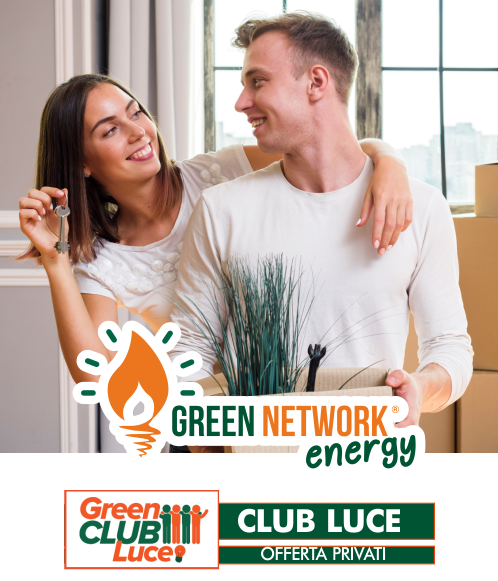 Offerta Green Club Luce