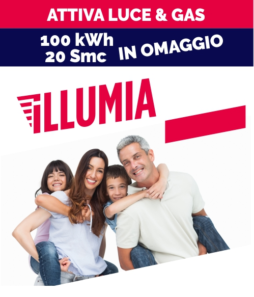 Offerta Luce e Gas Super Web