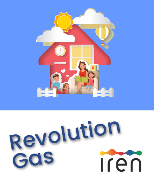 Offerta Iren Revolution Gas