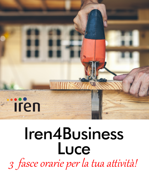 Offerta Iren4Business Luce