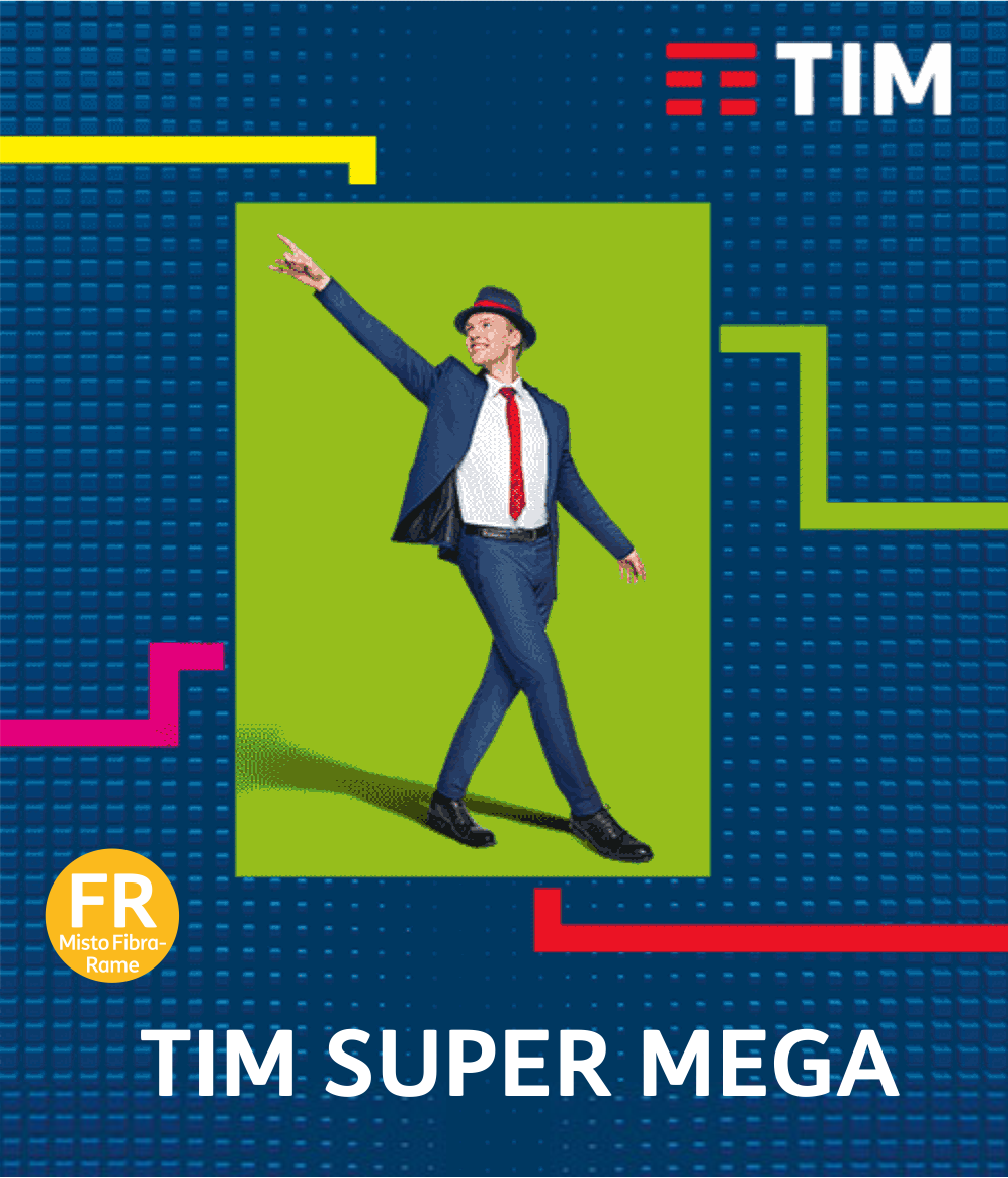 Offerta TIM SUPER MEGA