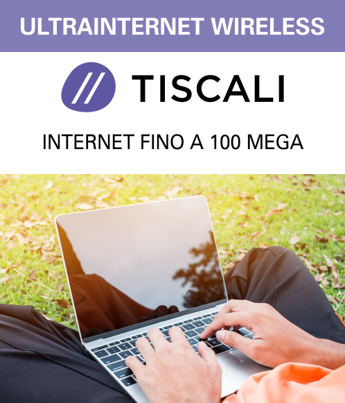 Offerta Ultrainternet Wireless