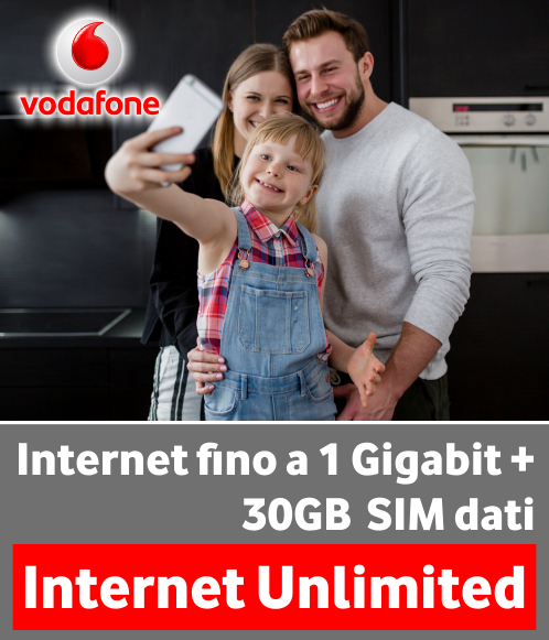 Offerta Internet Unlimited