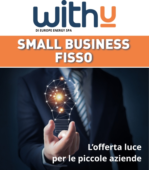 Offerta Luce Small Business fisso